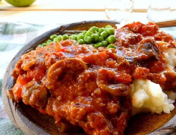Smothered Swiss Steak