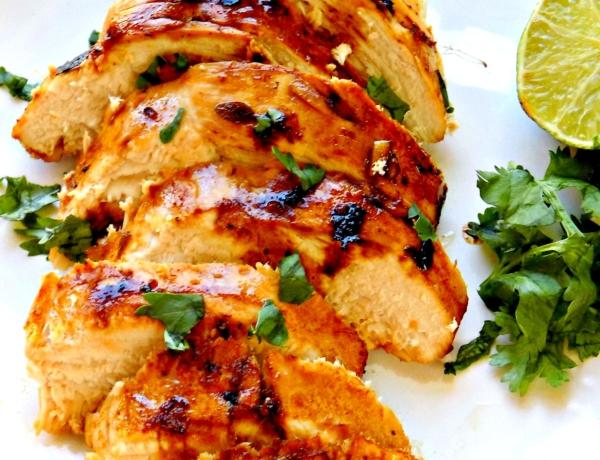 Key West-Style Chicken