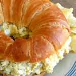 Creamy Egg Salad with Dill and a Hint of Spicy Horseradish