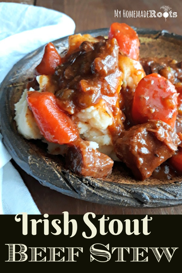 Irish Stout Beef Stew
