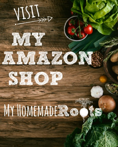 My Homemade Roots Amazon Shop