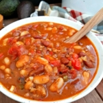Smoky Pumpkin Turkey Chili