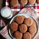 The Best Old-Fashioned Ginger Snap Cookies