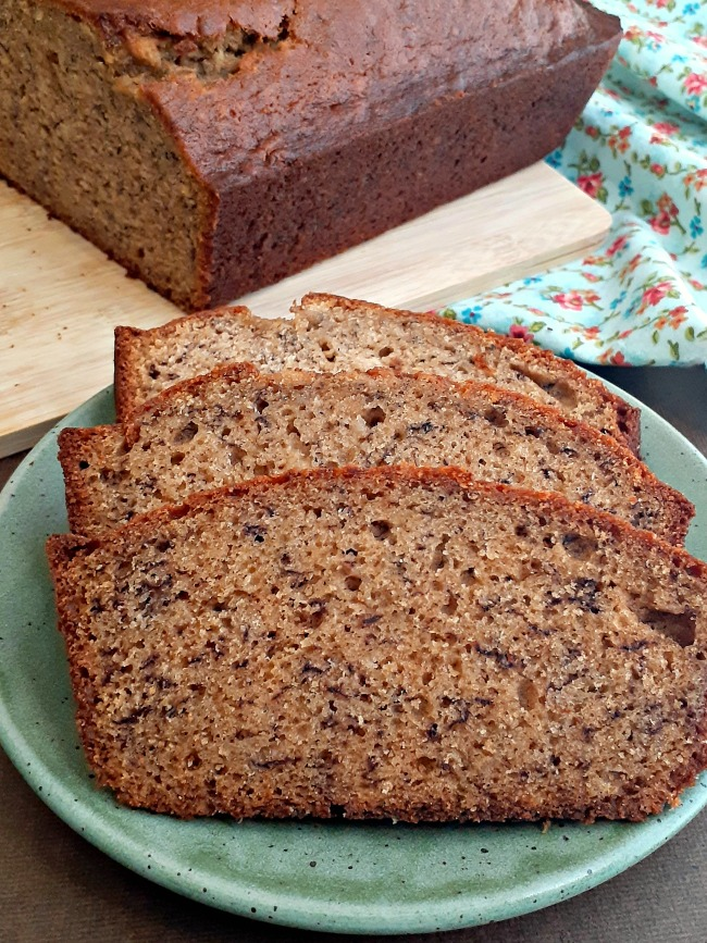 Blue Ribbon Banana Bread Recipe