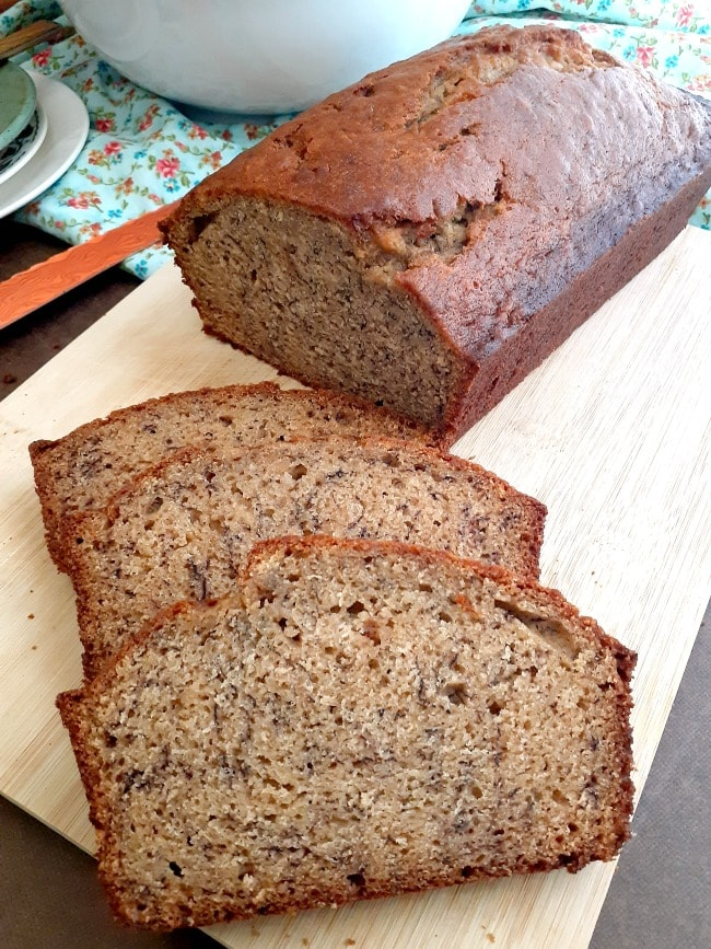 Blue Ribbon Banana bread